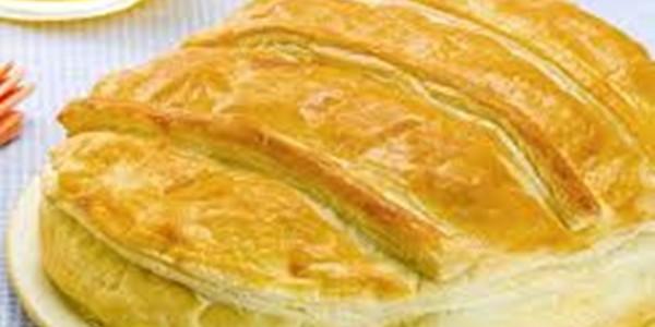 receita massa folhada para torta salgada