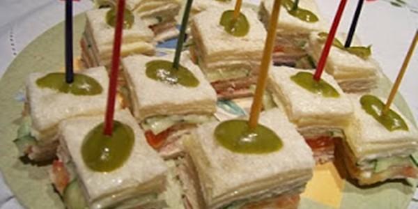receita sanduichinhos prensados