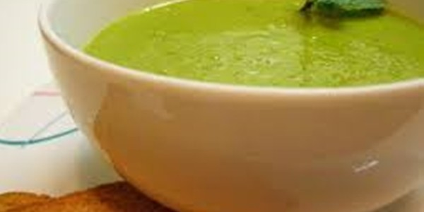 receita sopa de ervilha com tofu