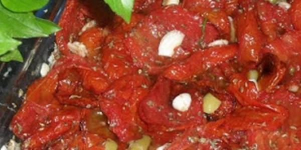 receita tomate seco caseiro