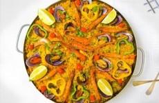 Receita Paella Espanhola