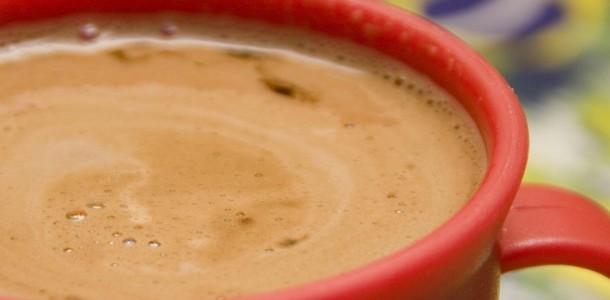 receita cappuccino fácil