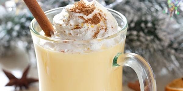 receita chocolate quente branco