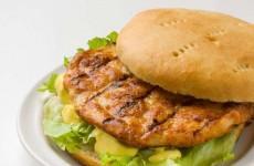 receita hambúrguer de peru