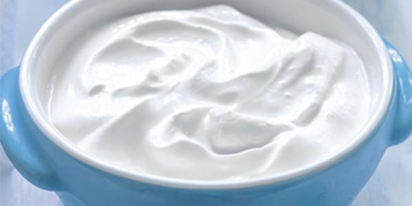 receita mingau de iogurte