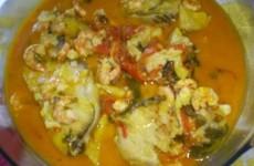 receita moqueca de peixe com camarão
