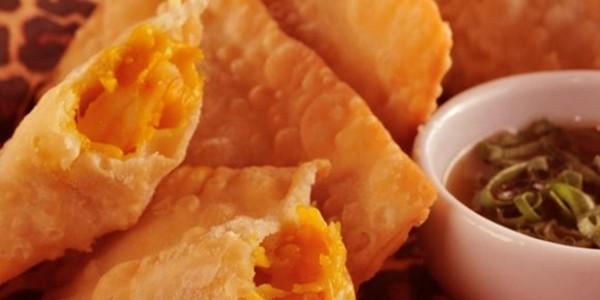 receita pastel de bobó de camarão