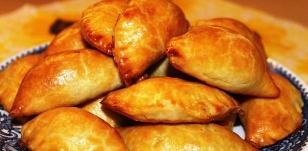 receita pastel de forno russo