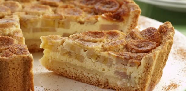 receita torta de banana