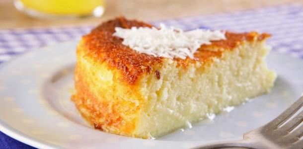 receita bolo de queijadinha