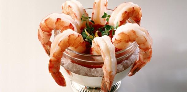 receita coquetel de camarão fácil