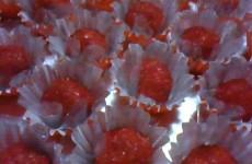 receita docinho de morango