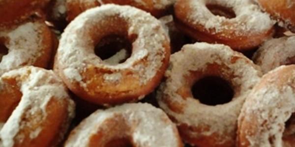 receita rosquinhas doces