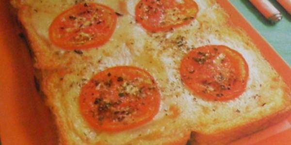 receita sanduíche de forno light
