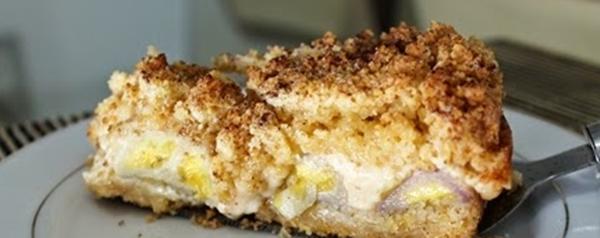 receita torta de banana recheada