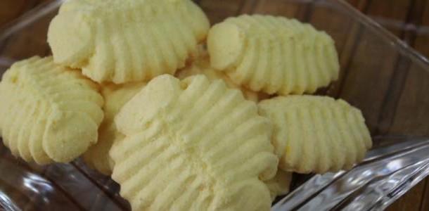 receita biscoitos de maizena