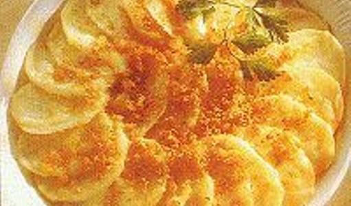 Receita de Batatas ao Forno