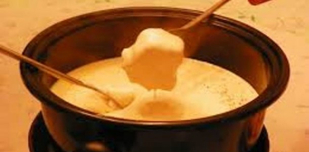 receita fondue de queijo