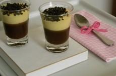 Receita Mousse de Maracuja com Chocolate