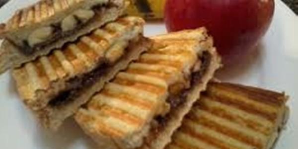 receita panini doce