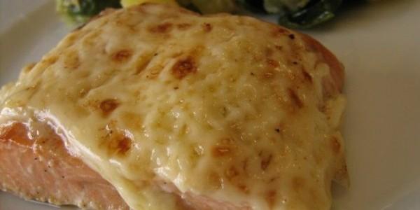 receita salmão ao molho 4 queijos