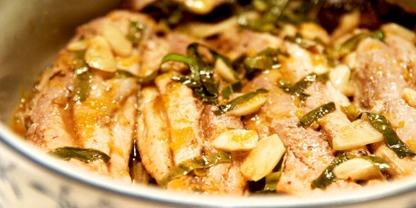 receita sardinha marinada