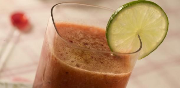 receita suco diet de ameixa