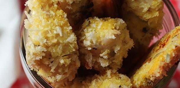 receita tirinhas de frango crocante