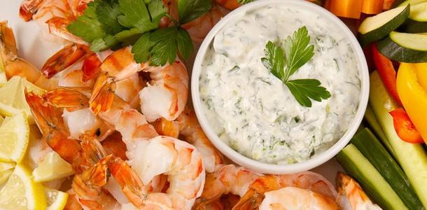 receita camarão ao molho de limão e ervas