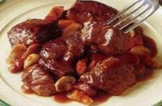 Receita Carne Suculenta na Panela de Pressão