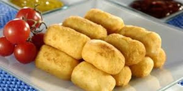 receita croquete de batata