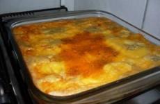 Receita Omelete ao Forno