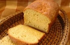 Receita Pão sem Glutem
