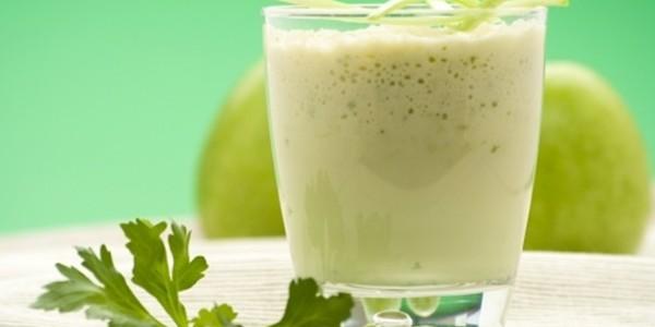 receita suco de melão e pepino