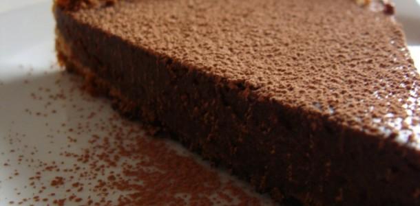 Receita Torta de Chocolate