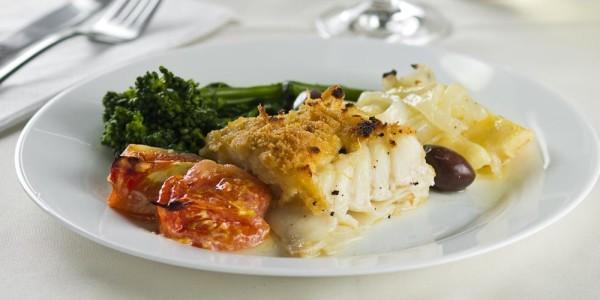 receita bacalhau empanado de forno