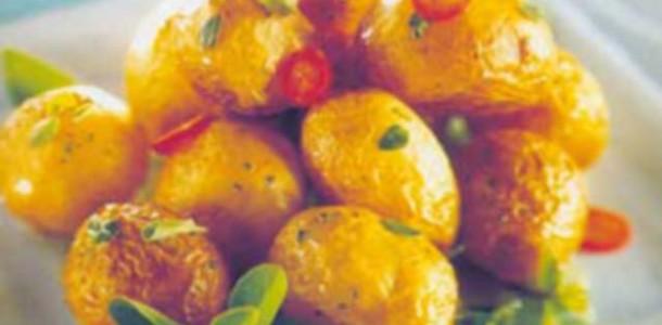 receita batatas salteadas