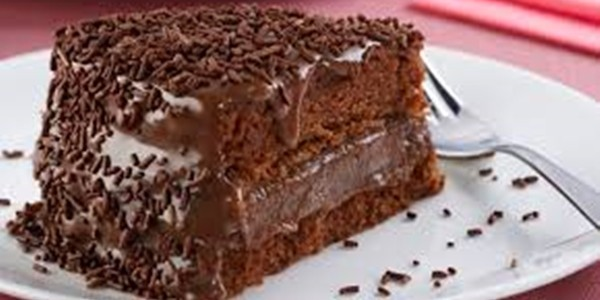 receita bolo de brigadeiro