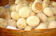 Receita de Pão de Queijo Light