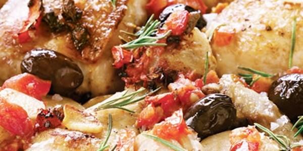 receita frango mediterrâneo