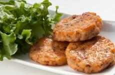 receita hambúrguer de salmão