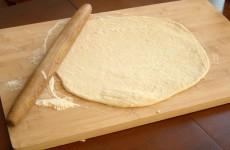 receita massa caseira para pizza