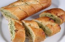 Receita Pão de Alho para Churrasco