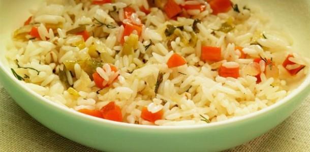 receita arroz para o natal