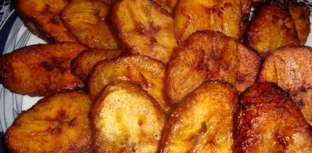 receita banana frita com leite condensado