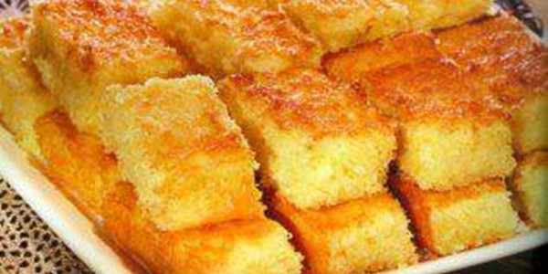 receita bolo de mandioca com queijo