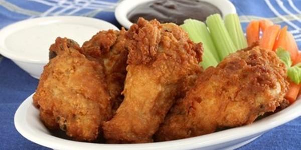 receita coxas de frango à milanesa