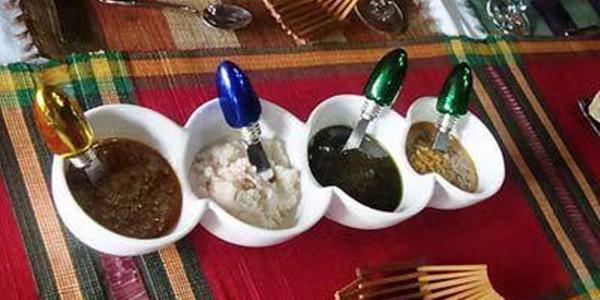 receita molhos para fondue de carne