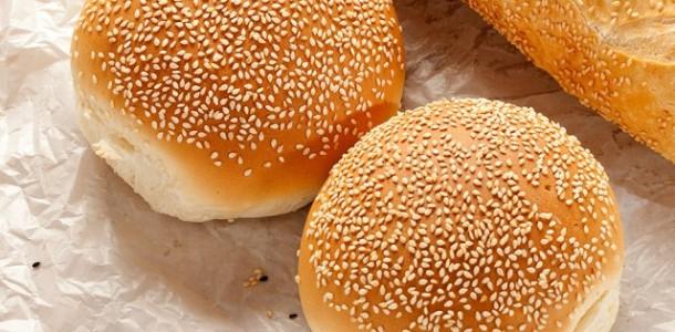 receita pão de hambúrguer caseiro