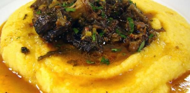 receita polenta mole